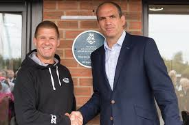Leicester Tigers and England legend Martin Johnson opens Leicester ...