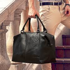 luggage bags genuine leather