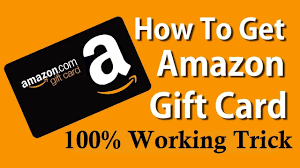 how to get amazon free gift card codes