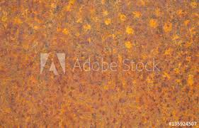 Rusty Yellow Metal Surface Saturated Orange Red Grunge Rusty Metal Texture Background Corroded Metal Plate Wallpaper Typical Corrosion On Damaged Metal Fence Close Up Of Rusty Old Steel Sheet Buy This Stock