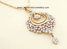 diamond pendant from tanishq