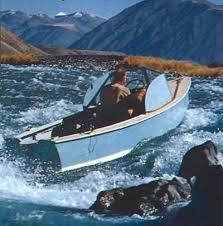 NZEDGE Legends — Bill Hamilton, Jet Boat Inventor — Originators