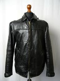 vtg malung 1940 s goatskin leather