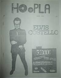 Hoopla #8. April 1978 | Jon Ginoli, Dena Smith, Ford Kevin
