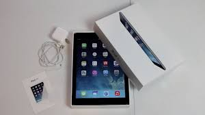 iPad Air Unboxing & First look! - YouTube