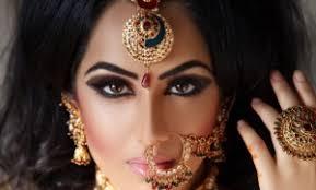 best bridal makeup in delhi india make