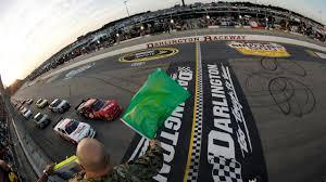 NASCAR picks up at tricky Darlington ...