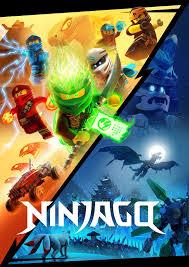 Pin på Ninjago anime