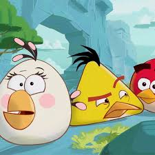Angry Birds Toons' launching through Angry Birds games, VOD ...