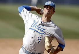 UCLA's Adam Plutko drafted by Cleveland Indians in 11th round ...