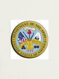 United States Us Army Seal Vinyl Decal Sticker America Military Home Garden Decor Decals Stickers Vinyl Art