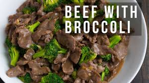 how to cook beef with broccoli you