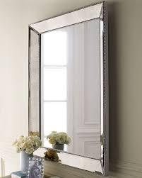 beaded wall mirror 36 5 w