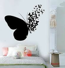 Vinyl Wall Decal Butterfly Home Room Decoration Mural Stickers 395ig Ebay