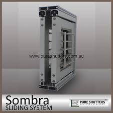 exterior interior swinging shutter