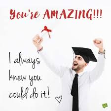 graduation wishes for your children