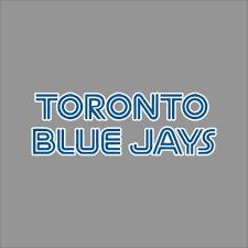 Toronto Blue Jays 11 Mlb Team Logo Vinyl And 50 Similar Items