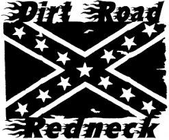 Dirt Road Redneck Rebel Flag Car Or Truck Window Decal Sticker Rad Dezigns