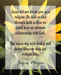 powerful and motivational joyce meyer quotes elijah notes