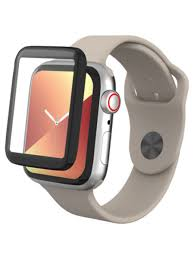 Zagg Invisibleshield by Zagg Glassfusion 40mm Screen Protector for Apple  Watch Series 5 from Best Buy