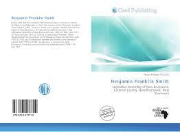 Benjamin Franklin Smith, 978-620-0-41371-0, 6200413711 ,9786200413710