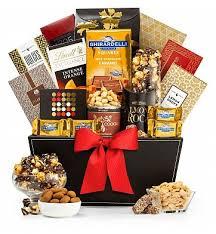 the metropolitan gourmet gift basket