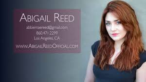 Abigail Reed Film Reel 2018 - YouTube