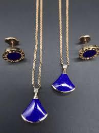 bvlgari divas dream necklace in 18 kt