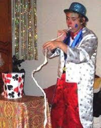 magicien clown – Spéctacle de magie et clown PACA
