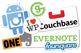 Custom Laptop Stickers Printed With Your Designs And Custom Shapes