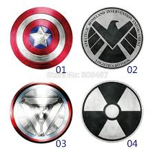 American Captain The Avengers Car Sticker Auto Fuel Tank Car Body Decal Car Accessories Sticker For Tesla Hyundai Kia Lada Aliexpress