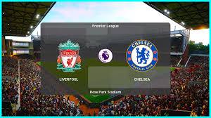 Liverpool vs Chelsea - Premier League (37) - Pes 2020 - YouTube