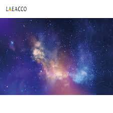 Laeacco النجوم بريق نجمة السماء الكون حفلة ليلة المناظر الطبيعية
