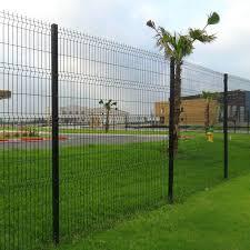 China Cheap Pvc Coated Fence Wire Mesh Bridge Fence China Garden Fence Shool Fence