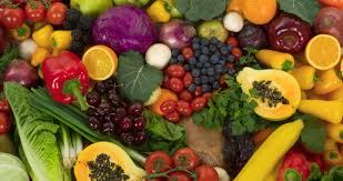 national fresh fruit and vegetables