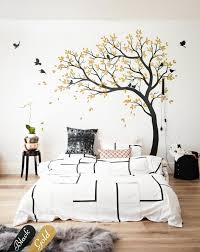 Wall Decal Large Tree Decals Huge Tree Decal Nursery With Etsy