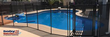 Baby Barrier Of Northern California Quality Pool Safety Fencebaby Barrier