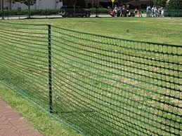 Tenax Guardian Green Safety Fence 4x100 737946195162 Ebay