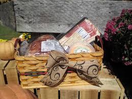 holiday ham gift basket browning s