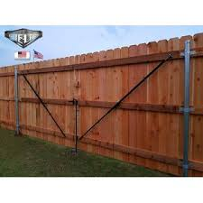 True Latch 10 Telescopic Gate Brace Wood Privacy Fence Anti Sag Gate Kit Extends From 64 To 120 Gate Hardware Kit For