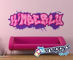 custom graffiti name style and color