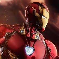 new hd iron man