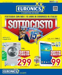 Volantino Euronics - Sottocosto 15� anniversario (Tufano ...