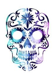 sugar skull design for free hd