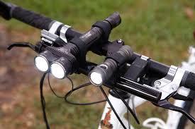 klarus xt20 dual head flashlight as a