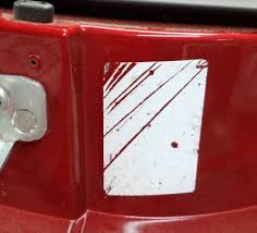 Is Your Door Vin Sticker Missing Car Expressions