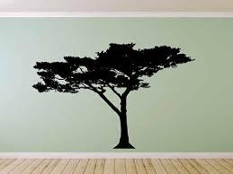 Amazon Com African Baobab Tree Vinyl Wall Decal Sticker Graphic Handmade