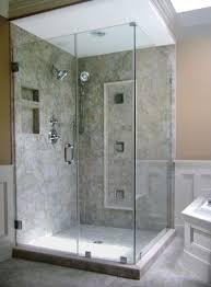 shower door glass options century