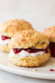 Vegan scones - Lazy Cat Kitchen