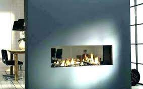 two way wood fireplace desertrain me